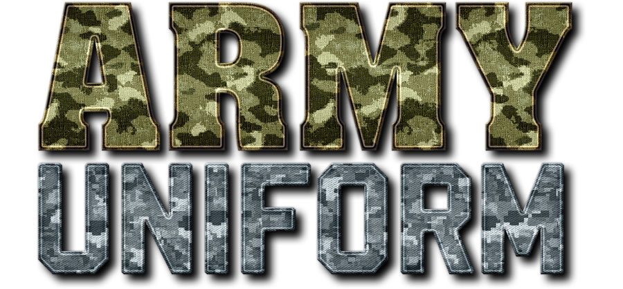 military text effects